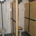 Toilet Area in Bunker