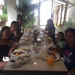 BREAKFAST W/ MY FAMILY @ SUR BEACH RESORT