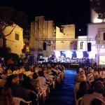 Jazz concert in the town (free)