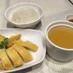泰國人海南雞飯照片