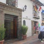 Отель Сан-Франциско в Кито