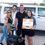Happy Customers of Cancun Airport Transpotation. Thank you so much for your preference!
