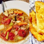 Delicious Hualapei Stew & Fried Bread