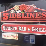 Foto de Sidelines Sports Bar and Grill