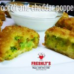 Broccoli and Cheddar together !! WOW !!