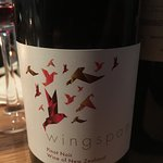 New Zealand Pinot Noir at The Churchill Arms
