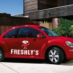 Freshly`s can come to you. www.freshlys.net