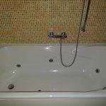 La baignoire hydromassante