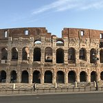First stop, Colosseum
