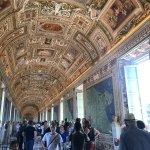 Vatican Museum, Map Room