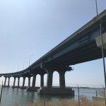 Riding our Segways under Coronado Bridge