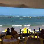 Praia de Guarajuba - Bar Carlinhos