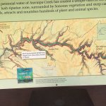 Map of Aravaipa Canyon. You don't want to miss it.