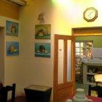 Sala de desayuno y cena