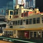 City Ferry arriving at Circular Quay.