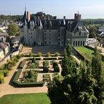 Visite du château de Langeais