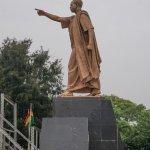 Statue of Kwame Nykrumah