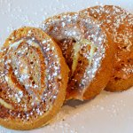 Pumpkin Roll French Toast