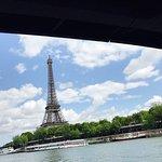Sena Torre Eiffel