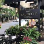 Photo of The Talbott Hotel