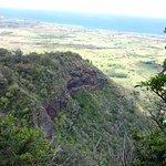 View of Coconut Coast..towards Kapaa