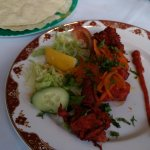 Mixed kebab starter