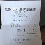 Photo de Le Comptoir du Pantheon