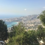 Unsere liebe Frau vom Libanon (Harissa) Foto