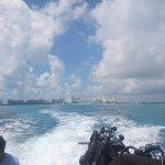 a caminho de isla mujeres