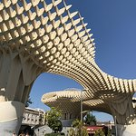 Metropol Parasol also known as the Mushroom