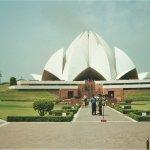 Bahai Lotus Temple - Delhi