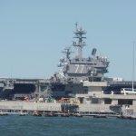USS George W Bush