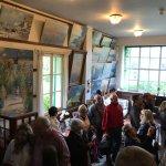 Inside Monet Home