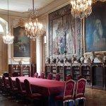 Biblioteca del palacio.