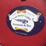 Foto de The Boatyard Restaurant & Bar