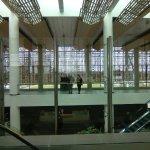 Esta es parte de la infraestructura del Aeropuerto de Temuco, distante a 18 km al sur dela ciuda