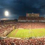 Evening Panorama of Memorial Stadium