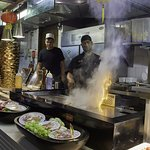 Live Cooking - Teppanyaki anyone?