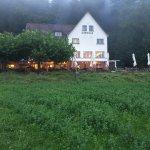 Albishaus Panoramarestaurant Foto
