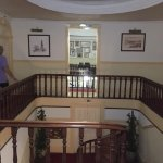 Hotel corridors with character