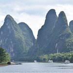 Li River cruise from Guilin to Yanshuo