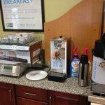 Foto de Holiday Inn Express Niceville - Eglin AFB