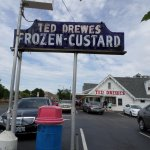 Famous Ted Drewes Sign