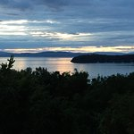 View of Lac Champlain