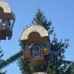 Ferris Wheel, Planet Snoopy