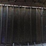 Attempted pano of the ceiling