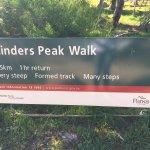 Flinders Peak Track