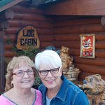 The Log Cabin Restaurant, Baraboo, WI