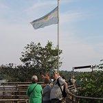 Hito argentino (pasarela)