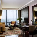 Photo de Yeouido Park Centre, Seoul - Marriott Executive Apartments
